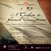 Teatru Manoel flies the French Flag in a Tribute Concert to French Composers